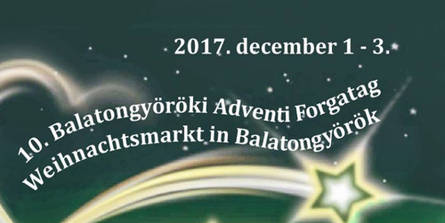 10. Balatongyöröki adventi forgatag